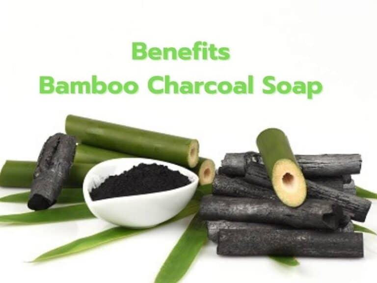 Benefits Bamboo Charcoal Soap