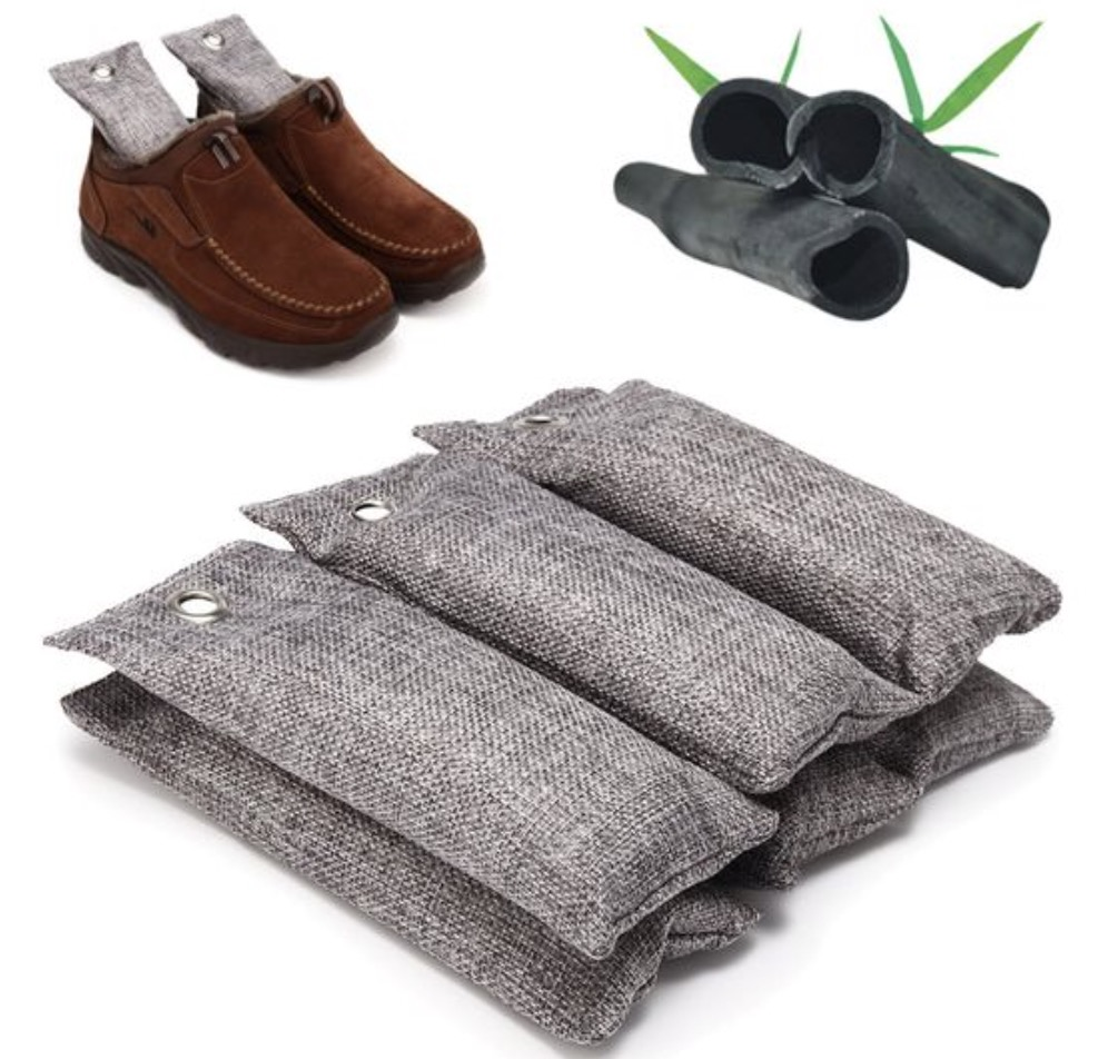 How to make bamboo charcoal bags