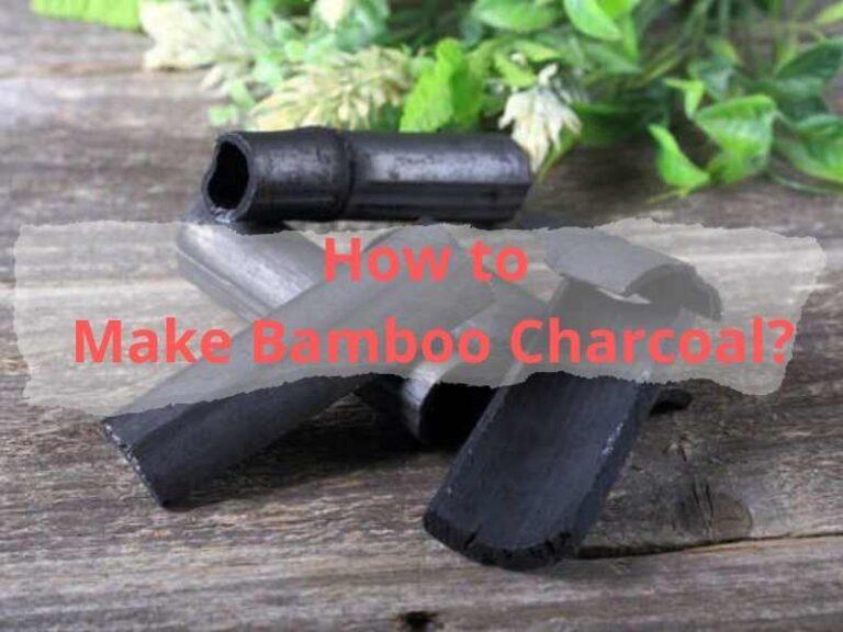 Make Bamboo Charcoal