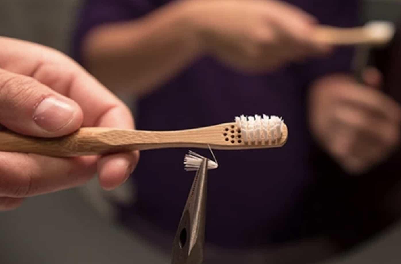 Removing the Bristles