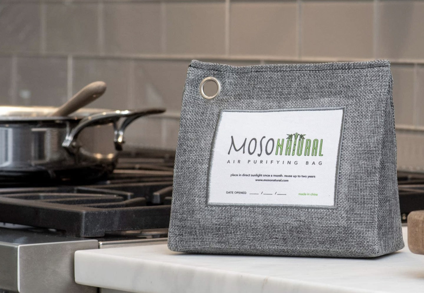 What Are Bamboo Charcoal Air Purifying Bags