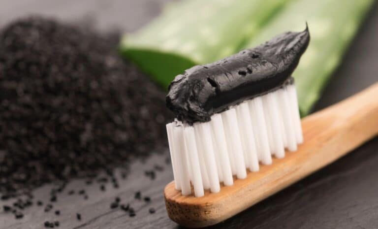 What is bamboo Charcoal Toothpaste