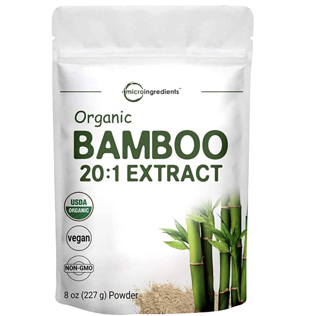 Micro Ingredients Organic Bamboo Extract Powder