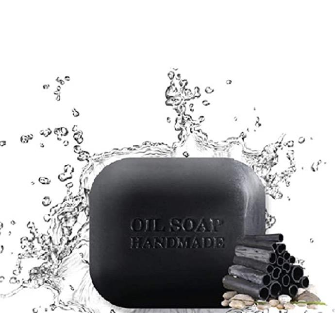 Aogari Bamboo Charcoal Soap