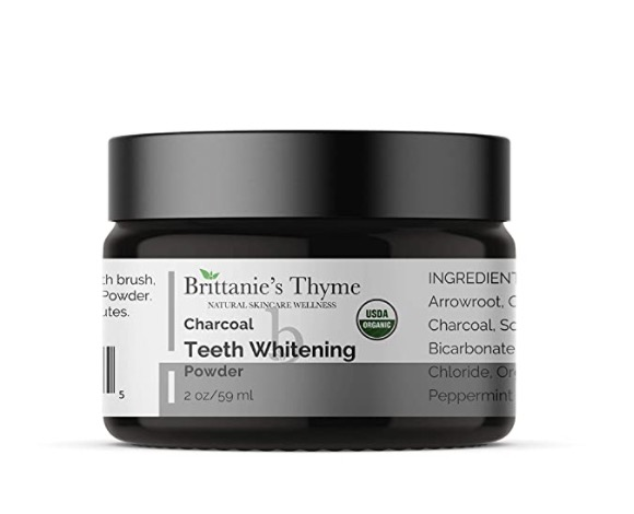 Brittanie's Thyme Organic Charcoal