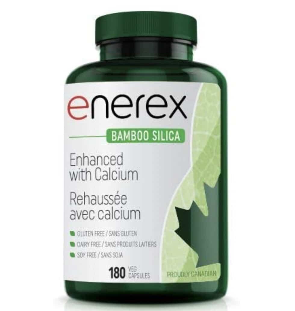 ENEREX - Bamboo Silica Enhanced with Calcium