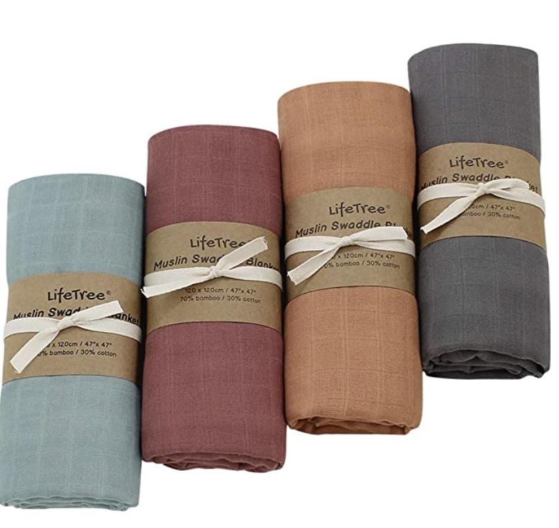 Lifetree Swaddle Blanket
