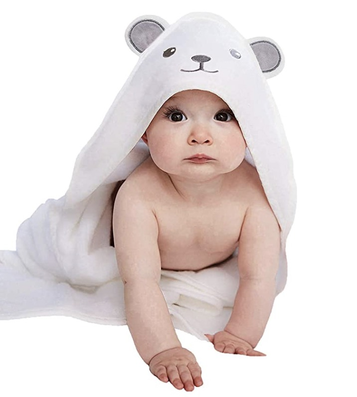 HIPHOP PANDA Swaddle Blanket