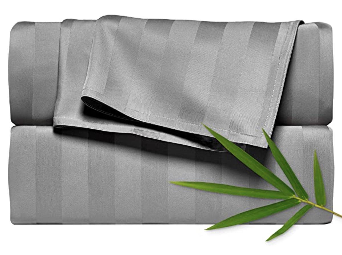 PURE BAMBOO Sheets Genuine 100% Organic Bamboo