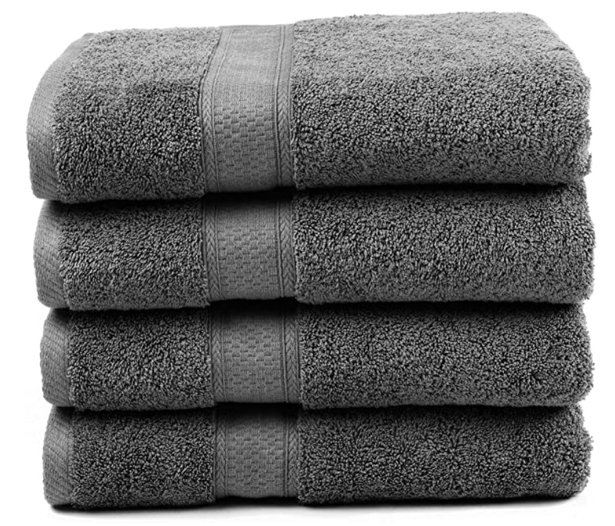Ariv - Premium Bamboo Cotton Bath Towels
