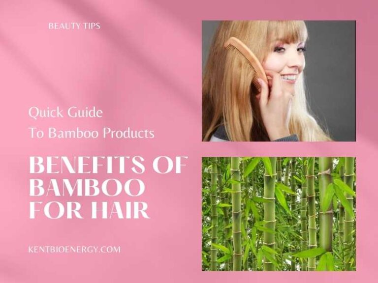 Benefits Of Bamboo For Hair