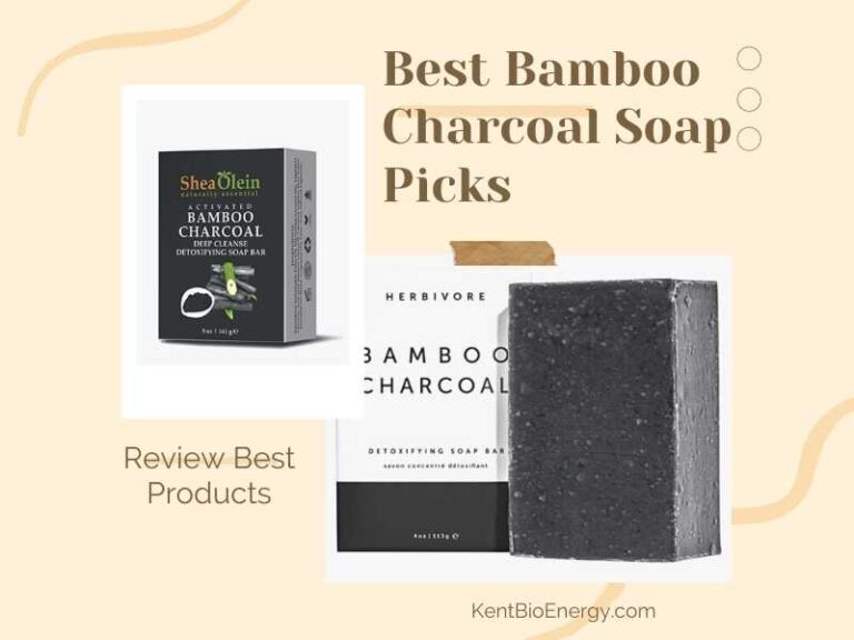 Best Bamboo Charcoal Soap Picks