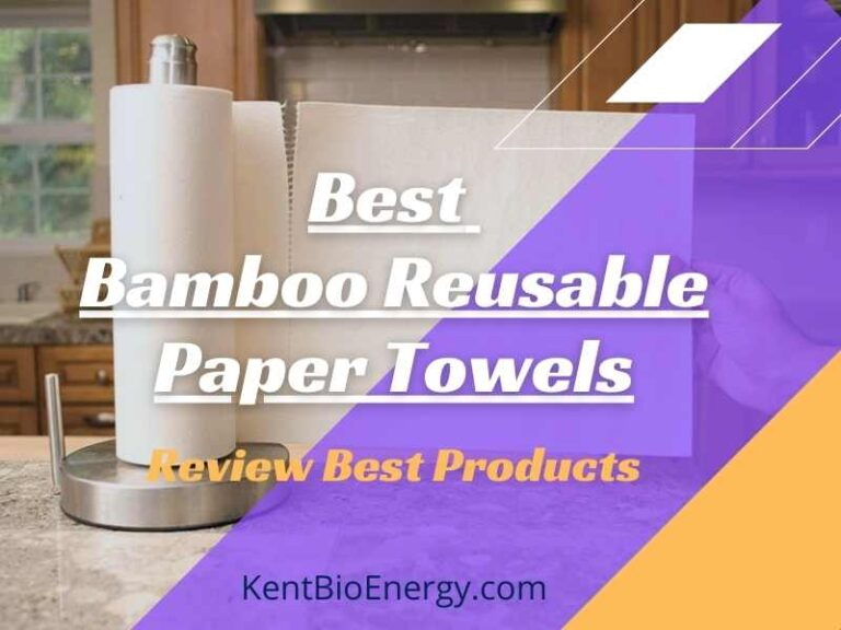 Best Bamboo Reusable Paper Towels