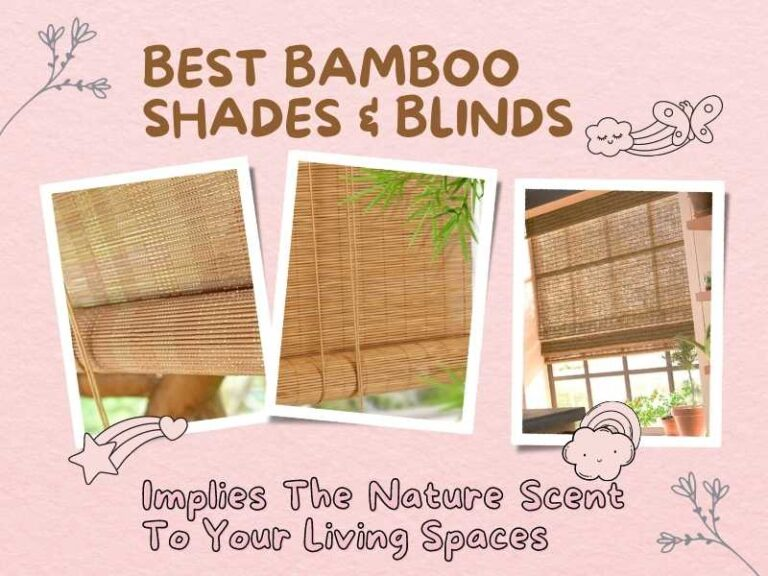 Best Bamboo Shades & Blinds