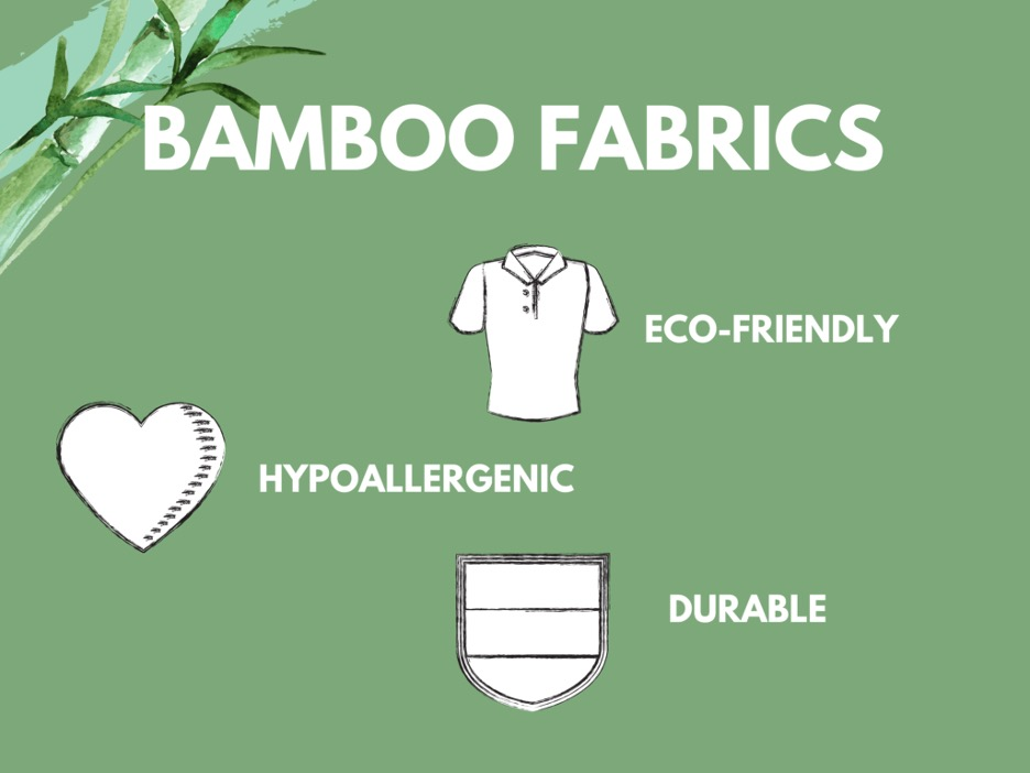 Natural - especially bamboo - fibers have gained attention lately.