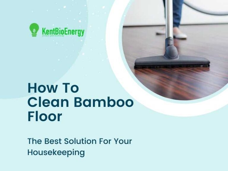 How To Clean Bamboo Floor
