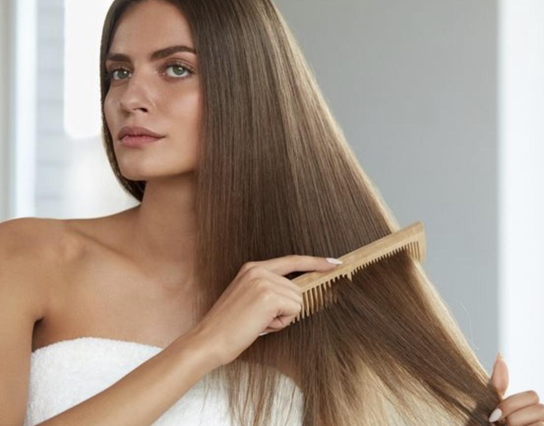 Make Hair Shiny And Soft