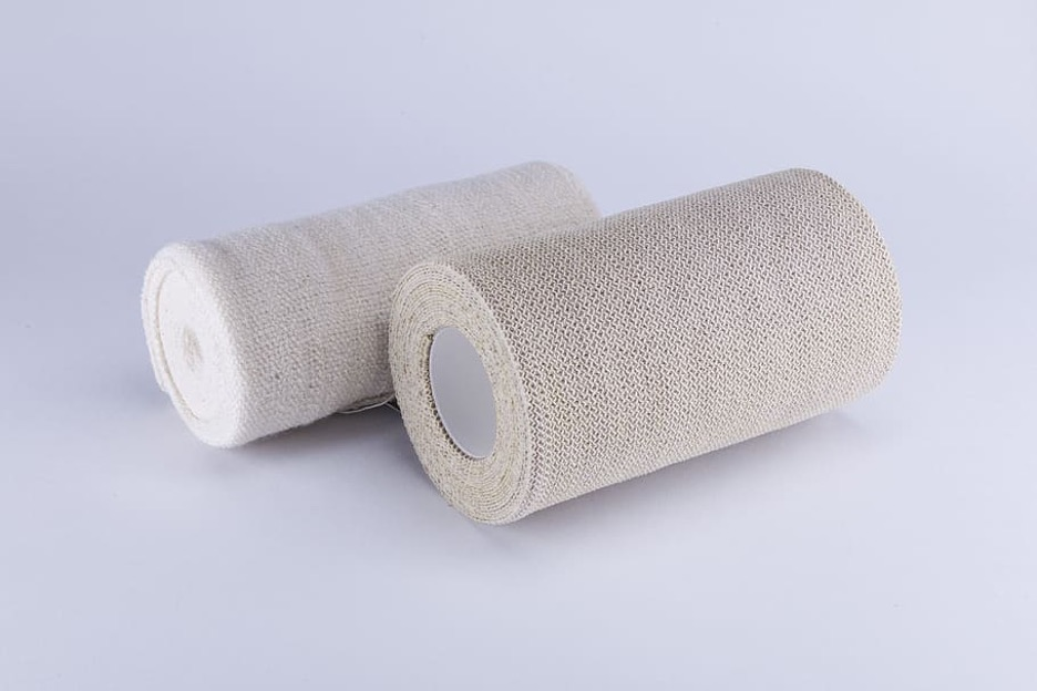 Viscose is most commonly used as medical bandages!