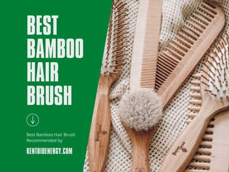 Best Bamboo Hair Brush