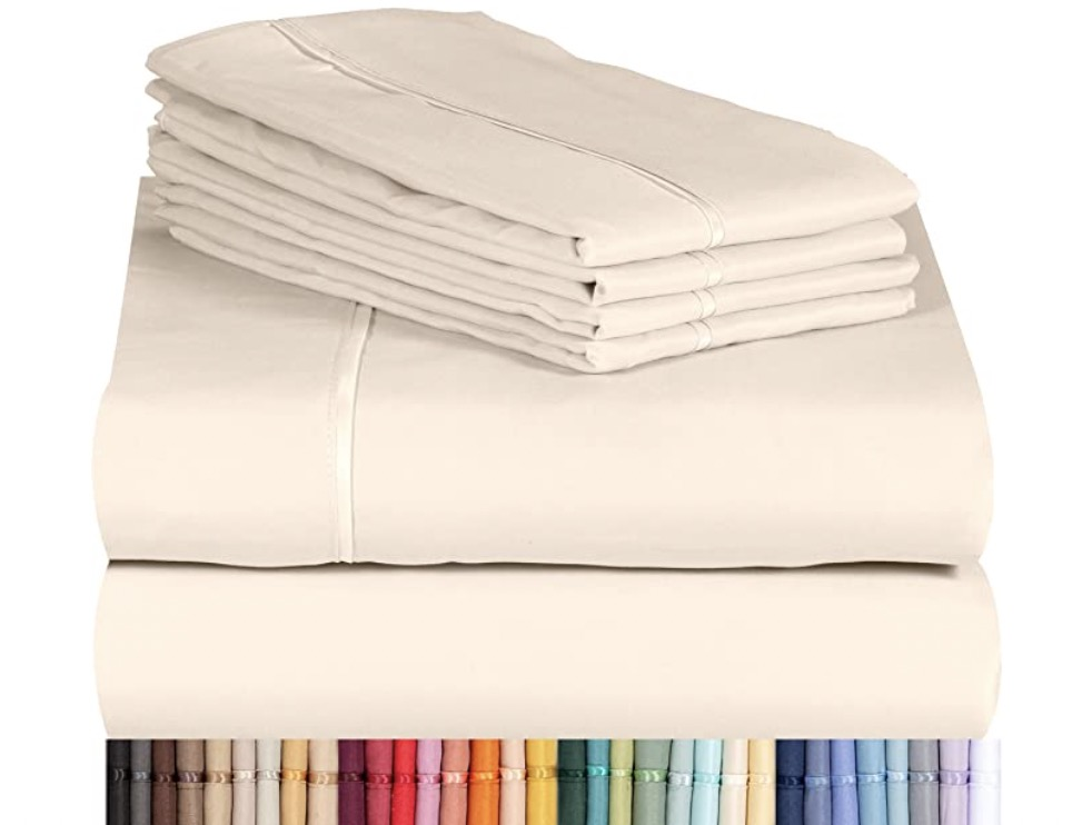 LuxClub Bamboo Sheets Review