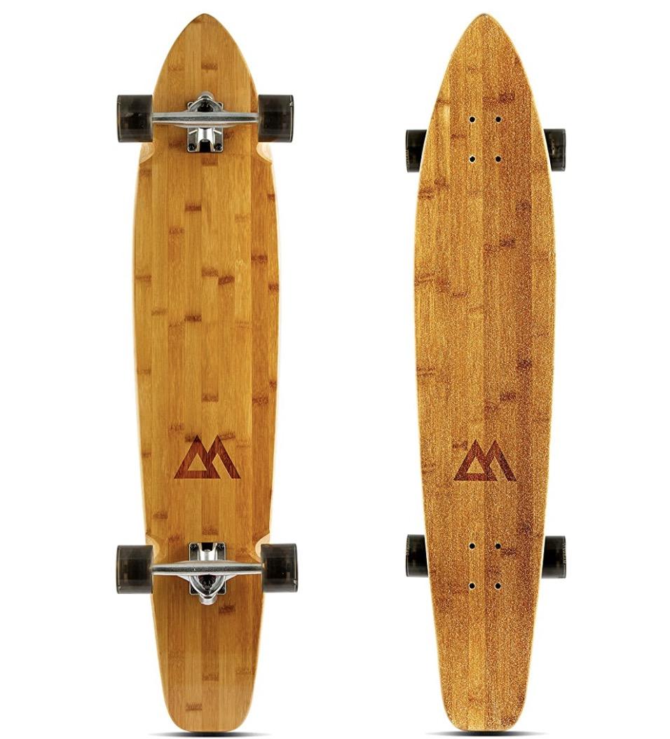 Magneto 44 inch Kicktail Cruiser Longboard