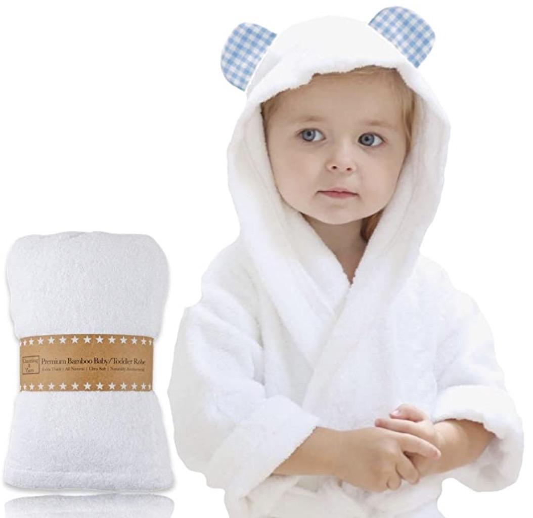 Channing & Yates - Premium Baby Robe