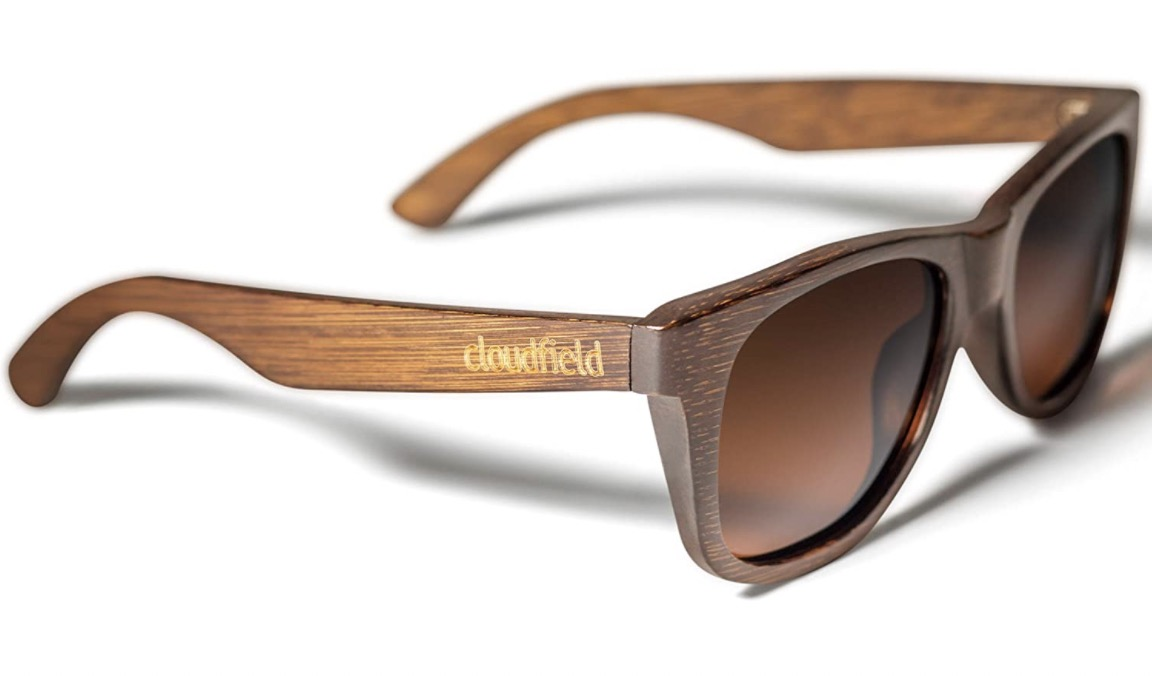 Cloudfield Bamboo Sunglasses