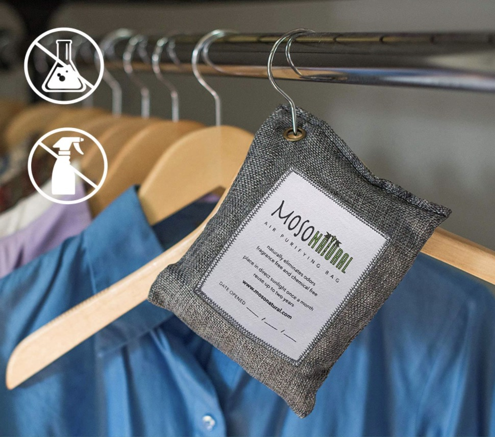 Key Features Of Moso Bamboo Charcoal Bags