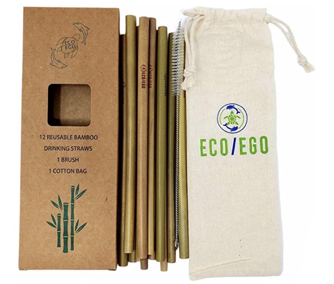 EGO Bamboo Straws