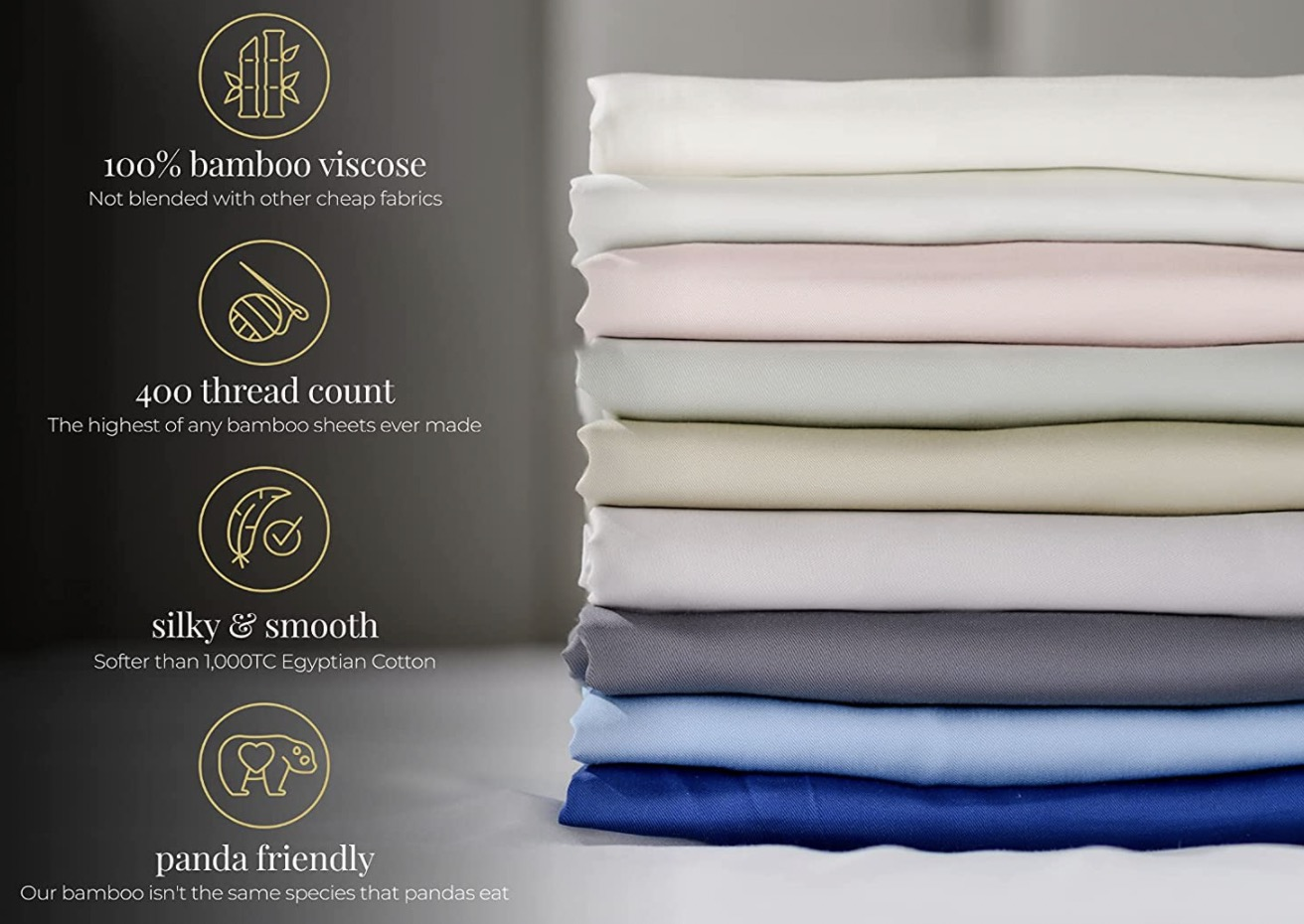 Key Features Of Luxome Bamboo Bed Sheets