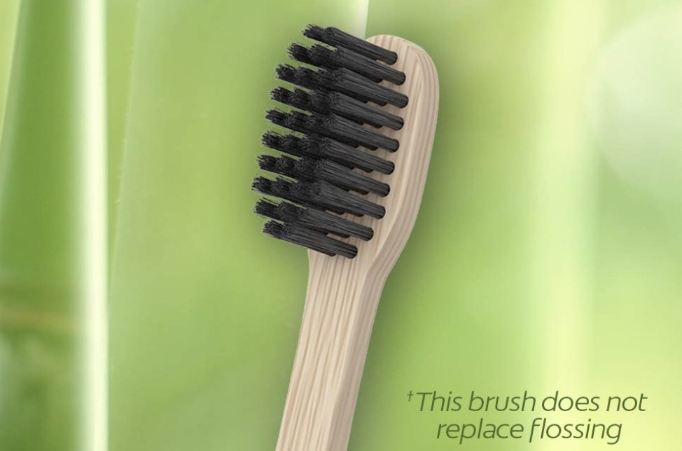 Floss-Tip Soft Bristles