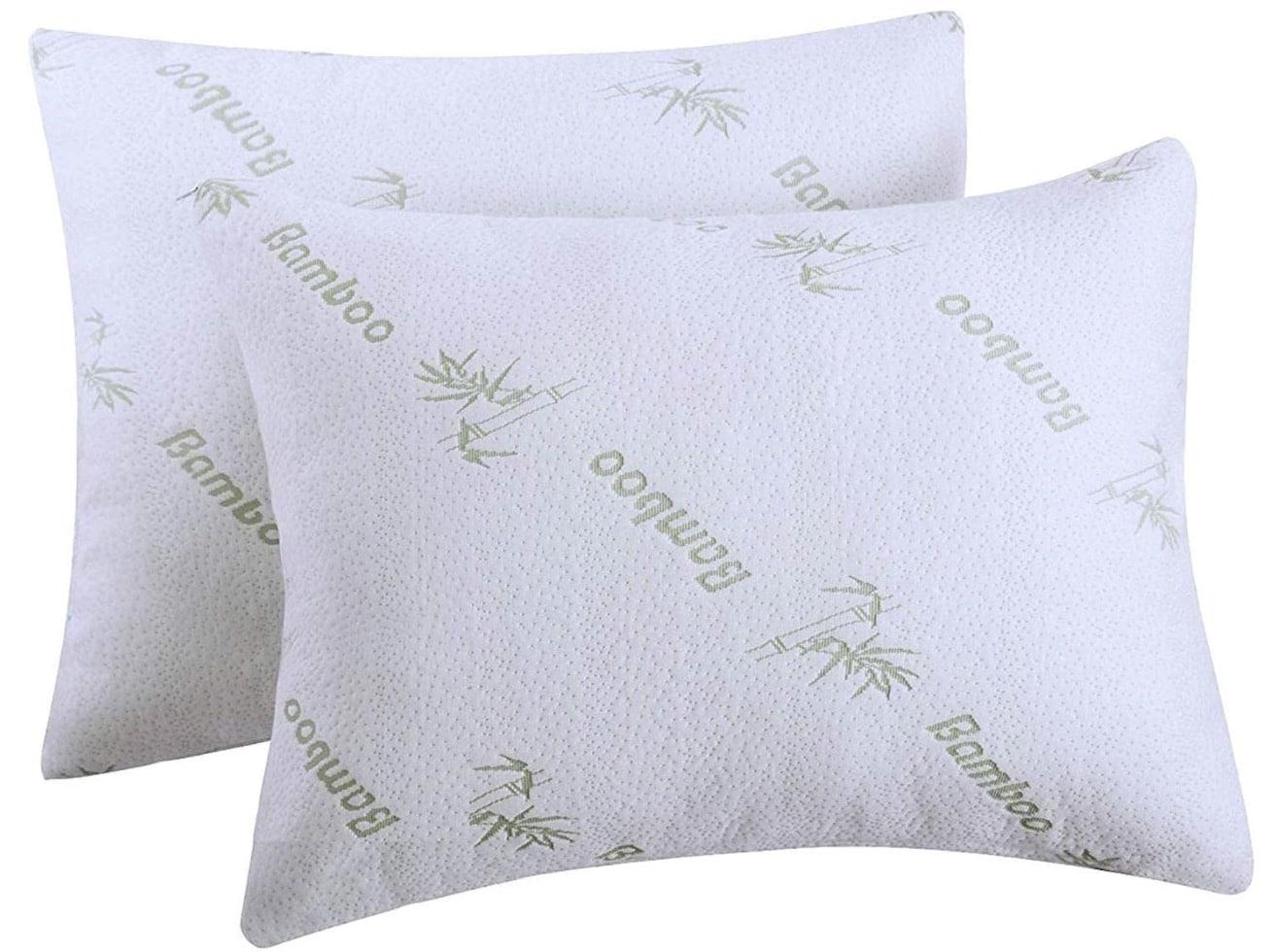 Niagara Sleep Solution - Super Soft Bamboo Cooling Pillow Protectors