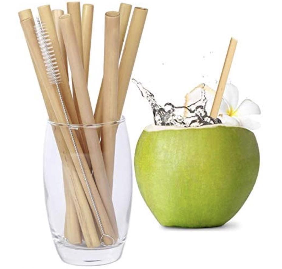 Synergy Boonboo Bamboo Straws