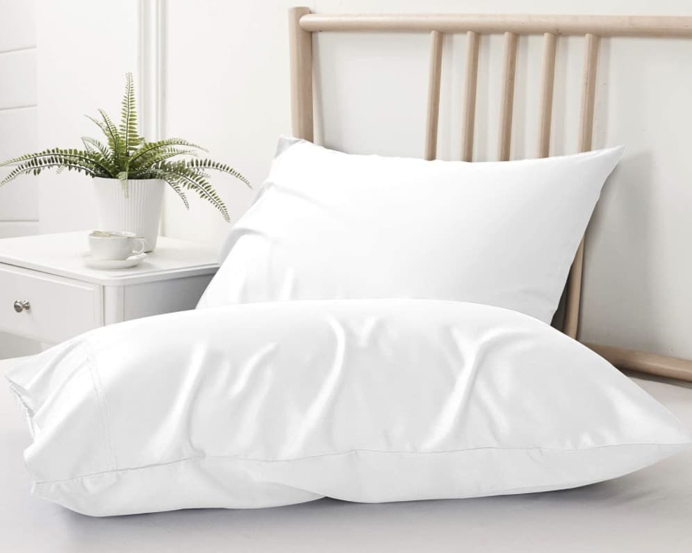 BEDELITE Bamboo Pillow Cases Standard Size