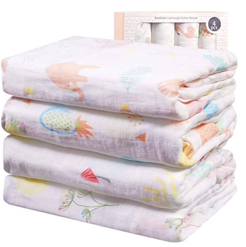Viviland Baby Swaddle Blanket