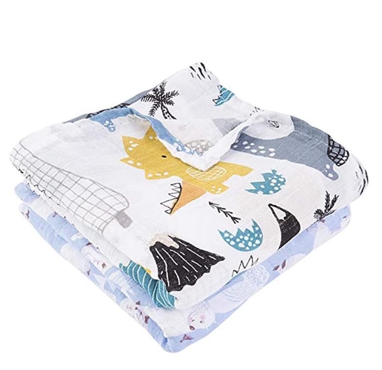 HAOK Swaddle Blanket