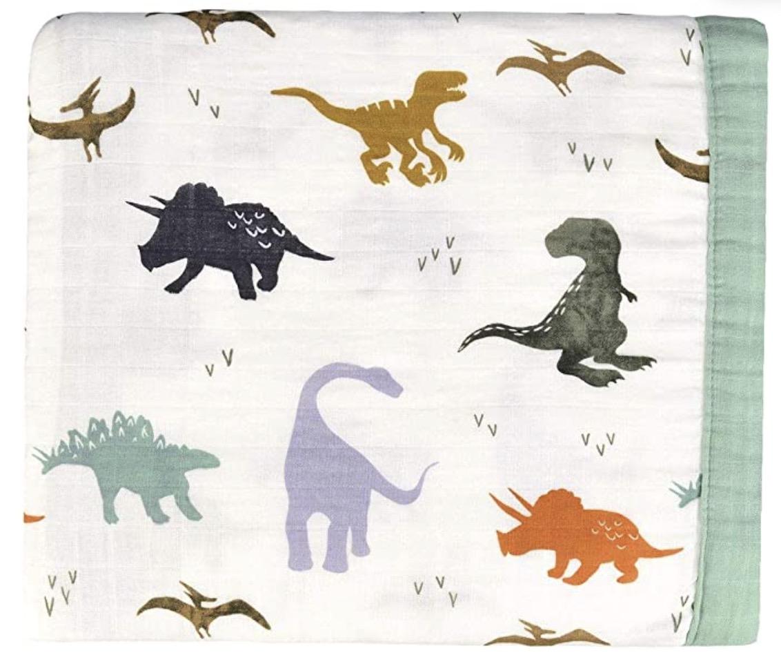 Little Jump Baby Swaddle Blanket