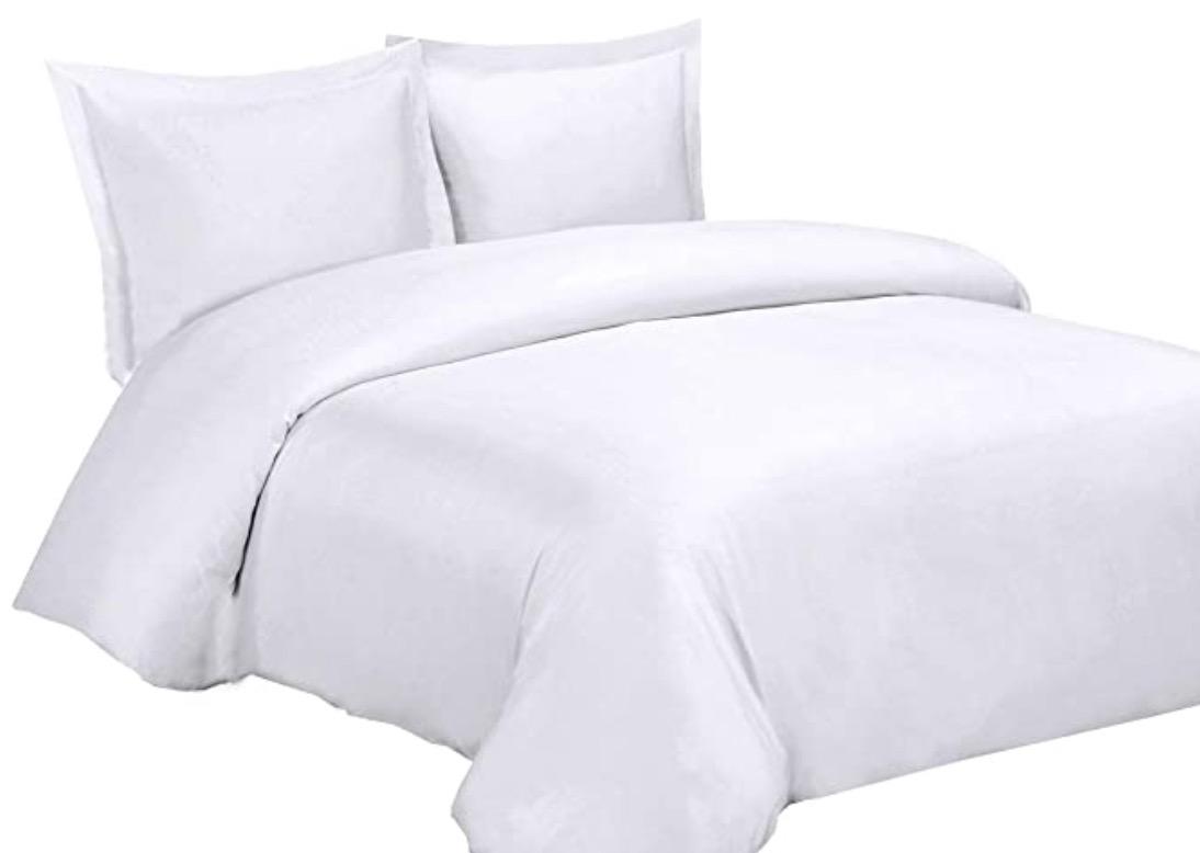 Royal Hotel Bedding - 100% Bamboo Viscose Comforter Cover