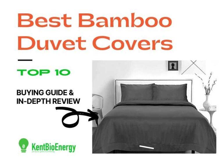 Best Bamboo Duvet Covers