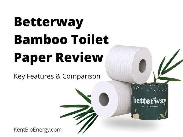 Betterway Bamboo Toilet Paper Review