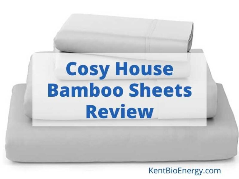 Cosy House Bamboo Sheets Review