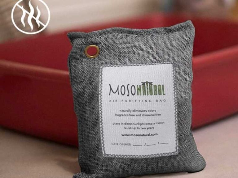 Moso Bamboo Charcoal Bags Review