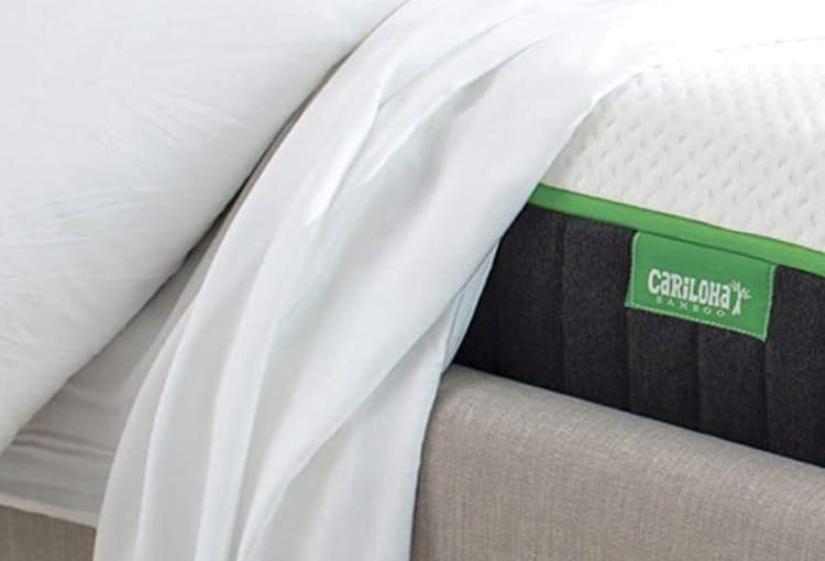 Cariloha Classic Bamboo Mattress - Sleep Support - Cooling